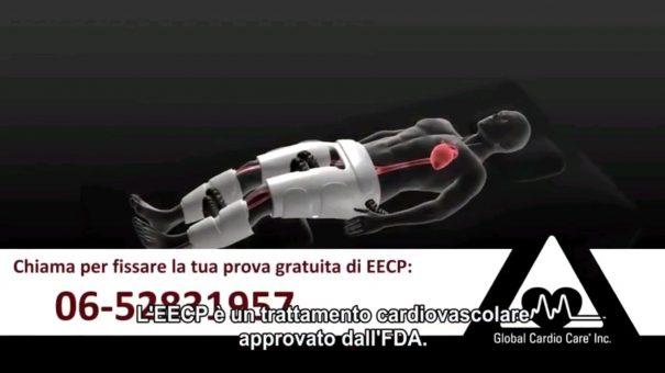 EECP – La Contropulsazione Esterna arriva in Italia per la prima volta nel nostro Poliambulatorio